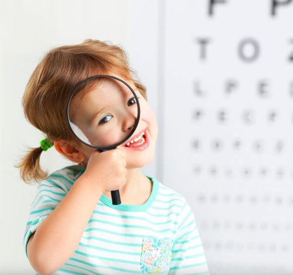 Советы офтальмолога родителям